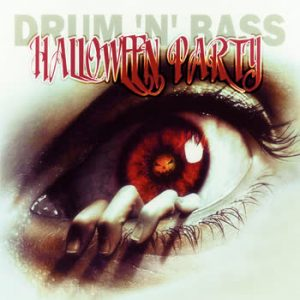 Various Artists - Drum 'N' Bass Halloween Party